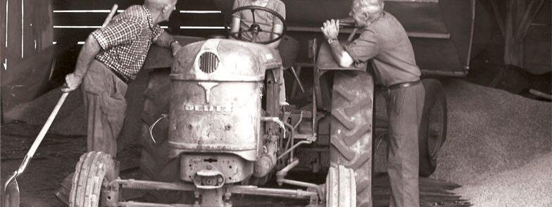geschiedenis 1982 Bennie Westerveld gebroeders Veldhorst