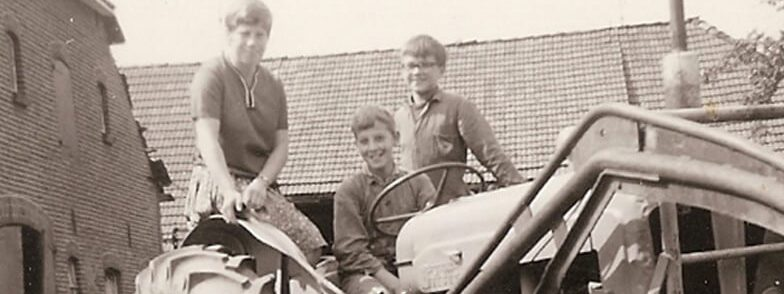 geschiedenis Loonbedrijf Westerveld